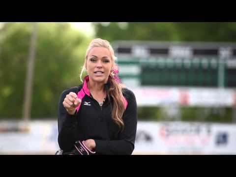 Tips from Jennie Finch: How to Mentally Prepare for an at Bat