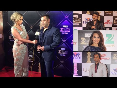 Zee Cine Awards 2016: Watch Bollywood celebs red carpet exclusive pictures here