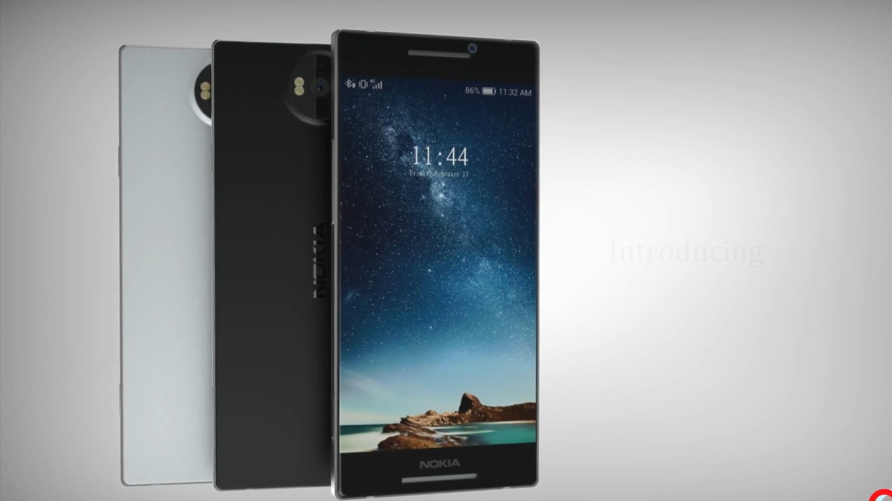 Review of the Nokia 888 smartphone concept