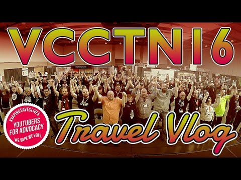Daily Vape TV - VCCTN 2016