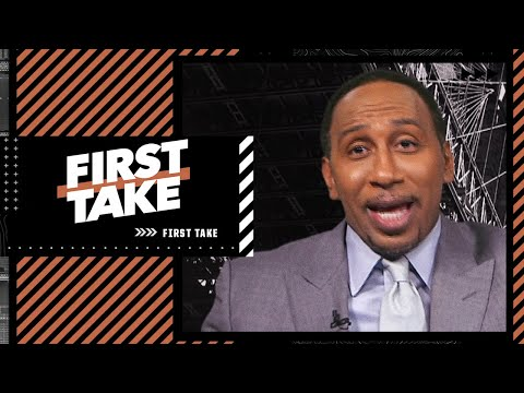 Stephen A. gets pumped for the NBA Christmas Day slate | First Take