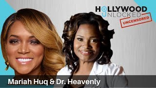 """Married to Medicine's"" Mariah & Dr. Heavenly Have Shade War on Hollywood Unlocked [UNCENSORED]"