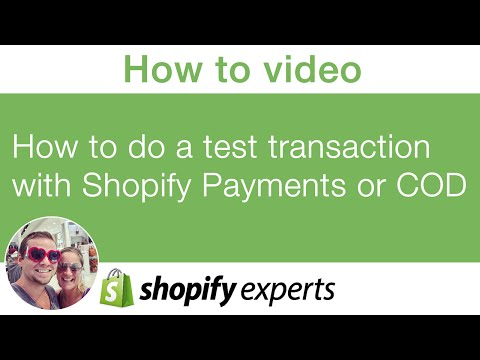 Shopify in 21 Days - Lesson 10: Testing Your Product