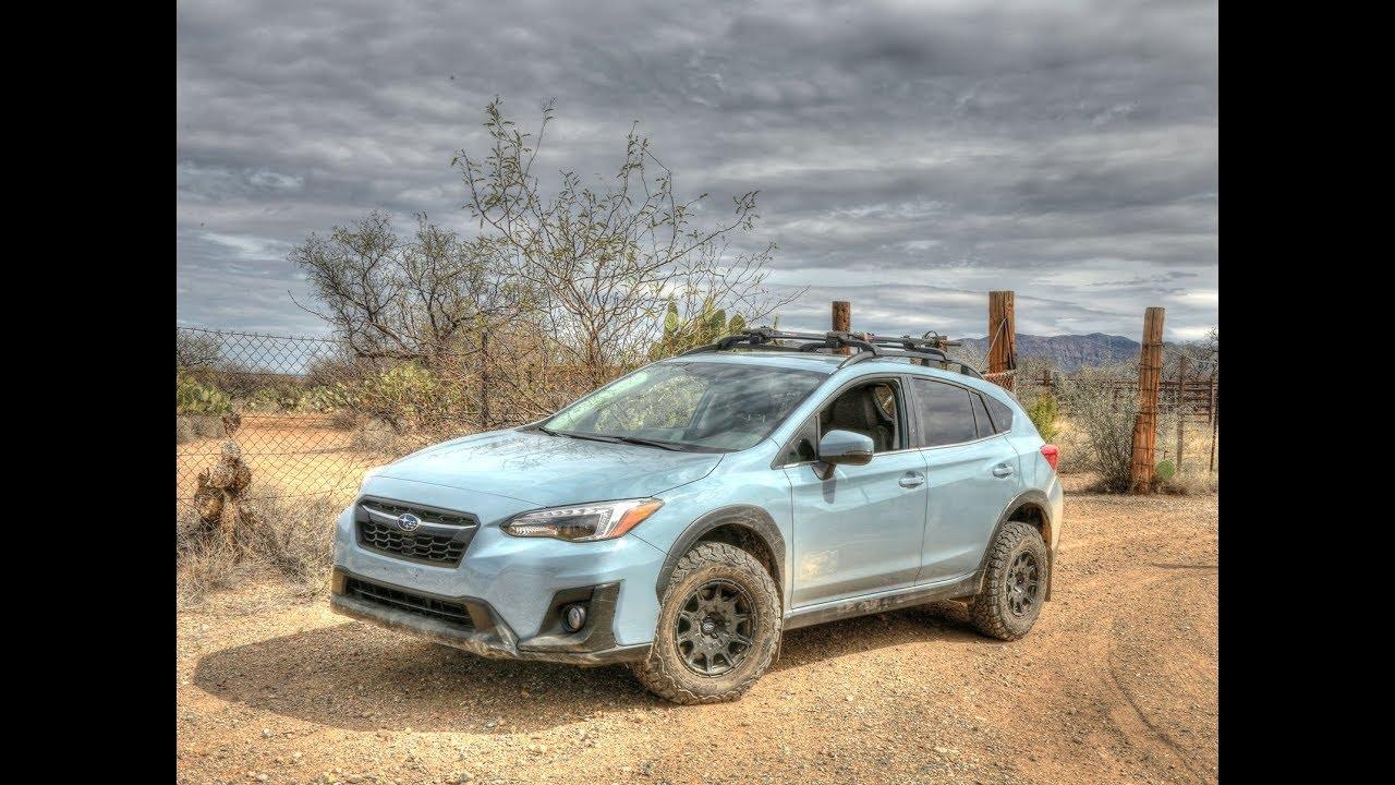 Subaru Crosstrek Off Road >> 2018 Crosstrek Off Road To The Lake