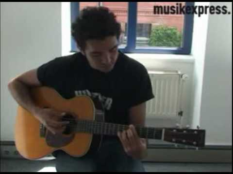 MUSIKEXPRESS Backstage Sessions: Brendan Adams Group. Part 2