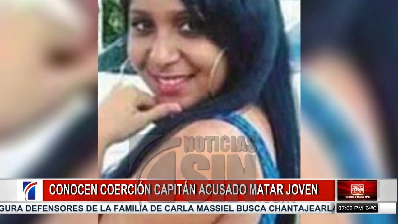 Conocen coerción contra capitán acusado de matar joven tras roce de vehículos