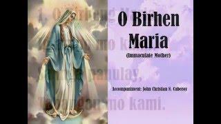 O Birhen Maria