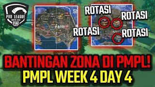 BANTINGAN ZONA SUPER ANEH DI PMPL! - PUBG MOBILE INDONESIA