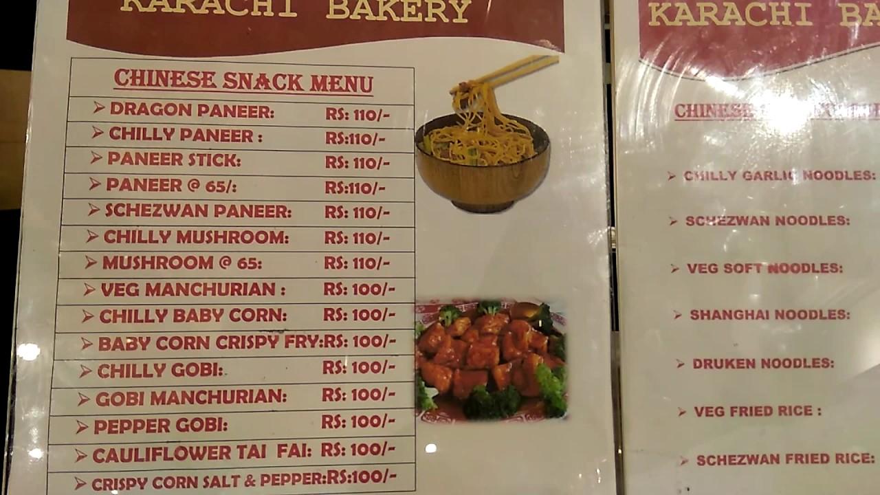 Karachi Bakery In Suchitra X Road Hyderabad Yellowpages Youtube