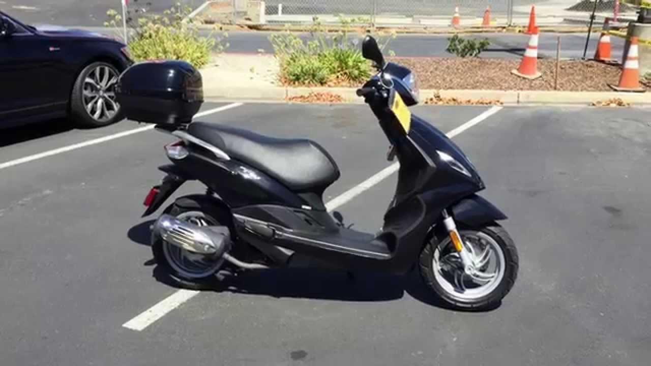 contra costa powersports-used 2014 piaggio fly 150 motorscooter