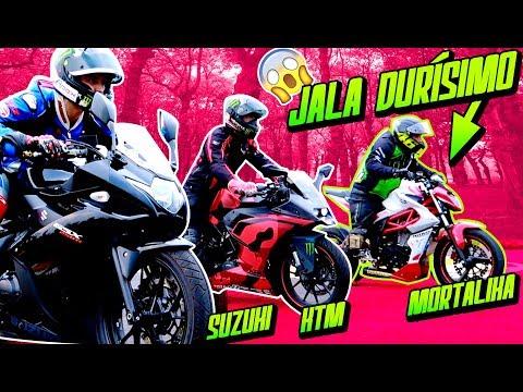 Italika Destruye a Suzuki y KTM con esta moto ARRANCONES