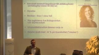 ШВЕЦИЯ: Skatteverket: Как открыть фирму - на шведском языке... Stockholm Sweden(, 2013-08-02T11:46:40.000Z)