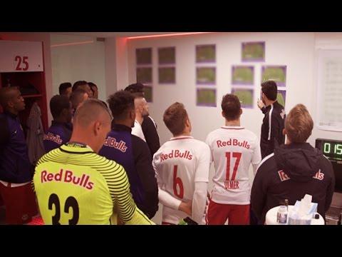 Ein Spieltag mit Red Bull Salzburg