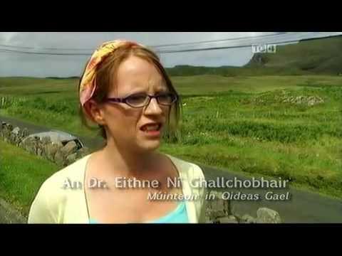 Gaeltacht Cheanada,2007,TG4,Fís an fhisiceora,Aralt Mac Giolla Chainnigh,Canada,Ontario,Irish,Gaelic