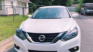 G.A - NISSAN ALTIMA 2018 - QUICK REVIEW - IpXVideoTest