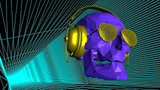 Web GL 3D Audio Visualizer (FREE DOWNLOAD)