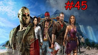 Dead Island - Terrible copia de Jason #45 (Capítulo Extra)