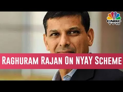 Former RBI Governor Raghuram Rajan Talks About Congress' Minimum Income Guarantee Scheme | Exclusive