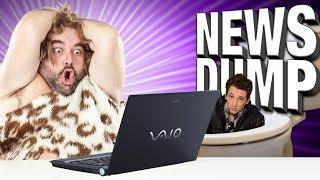 Sony LEAKED Entire Film on YouTube?! - News Dump
