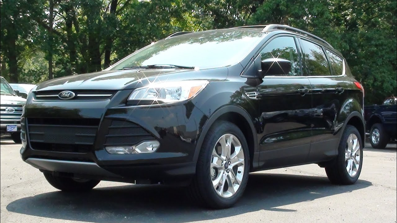 Mvs 2013 Ford Escape Se Youtube