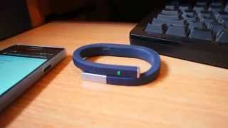 Hacking Jawbone up24. Vibrate on command