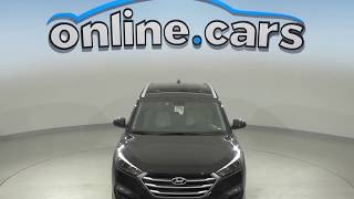 A10094TA Used 2018 Hyundai Tucson SEL AWD SUV Black Test Drive, Review, For Sale