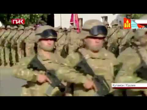 GEORGIA JOINS ANGOLA IN INVASION OF JAPAN - Mongol News