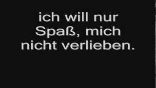 Rammstein - Pussy (lyrics) HD