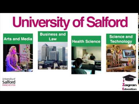 Presentation University of Salford