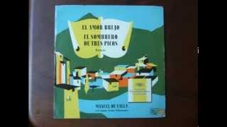Manuel de Falla : El amor brujo - Fritz Lehmann & Berliner Philharmoniker