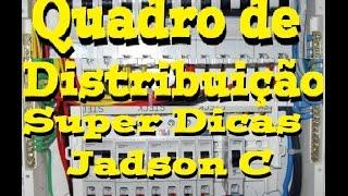Quadro de Distribuição DICAS IMPORTANTES para ELETRICISTAS