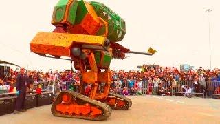 НЕВЕРОЯТНЫЕ роботы