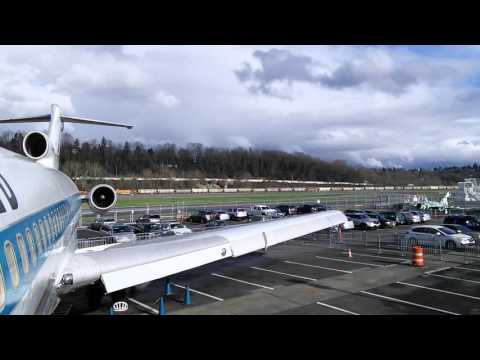 727-22 walkthrough / N7001U The Museum of Flight