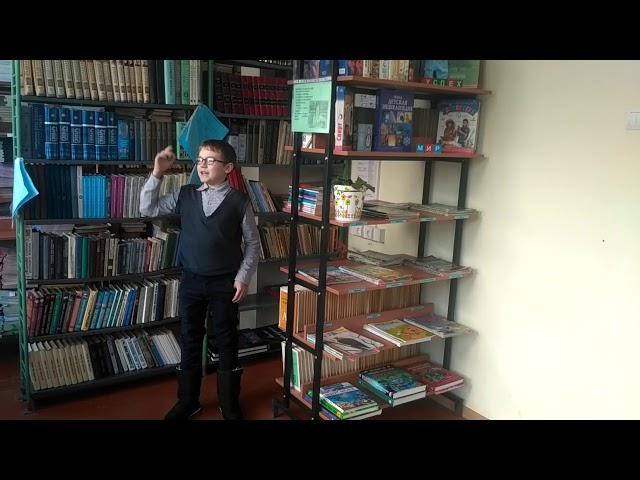 Изображение предпросмотра прочтения – МаксимИванов читает произведение «Весенние воды» Ф.И.Тютчева