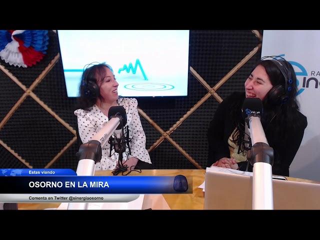 Osorno en la mira   Invitada Alicia Vesperinas CCHC
