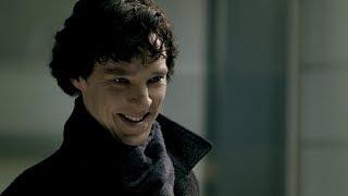Шерлок находит нефритовую заколку. Шерлок. 2010