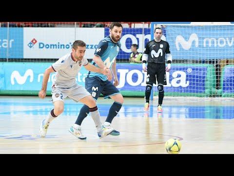 Movistar Inter - Levante U D  Jornada 22 Temp 19-20