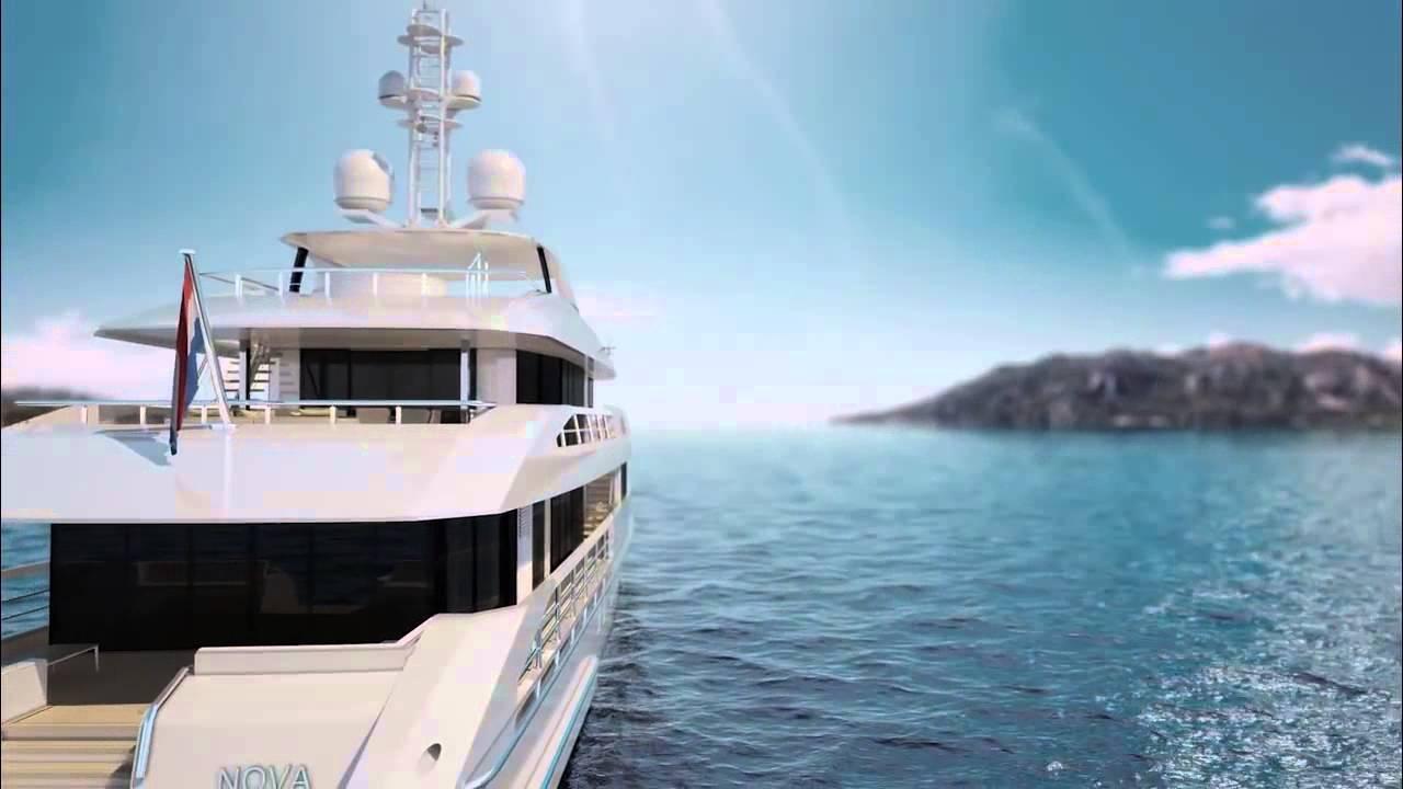 NOVA HYBRID by Heesen Yachts