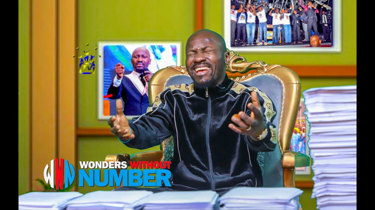 Download Apostle Suleman LIVE::🔥OH GOD ARISE!!! (WWN #Day4 - October Second Edition) 12th Oct. 2021