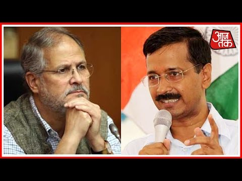 Delhi CM Arvind Kejriwal And Lt. Guv Najeeb Jung Likely To Clash Over Transfers In Health Department