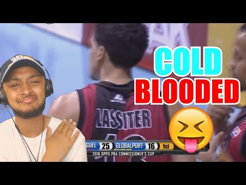 ICE IN HIS VEINS!! MARCIO LASSITER TOP 10 PLAYS OF CAREER REACTION