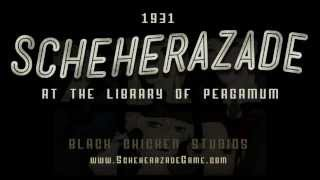 1931: Scheherazade at the Library of Pergamum Trailer