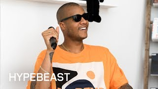 HYPEBEAST Radio 9 Heron Preston on Trolling Forums and Working for Kanye West In this episode of HYPEBEAST Radio we sat down with designer DJ and allaround creative Heron Preston to learn about his origins as a fashion designer...