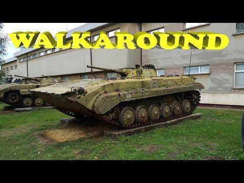 Walkaround: BMP-1 Boyevaya Mashina Pekhoty/Боевая Машина Пехоты БМП-1