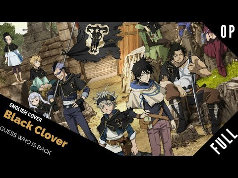 「English Cover」Black Clover OP 4