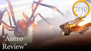 Aaero Review [PS4, Xbox One, & PC]