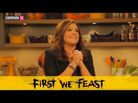 Burning Questions with Rachael Ray