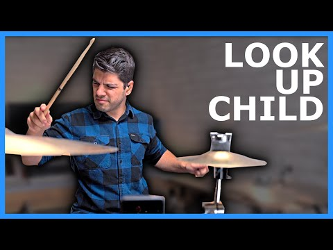 Cobus - Lauren Daigle - Look Up Child (DRUM COVER)