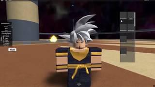 Universal Goku ! /DragonBallRP/Roblox