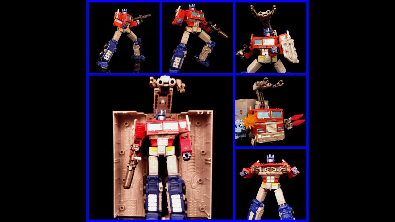 My Thoughts on Earthrise Optimus Prime by Deluxe Baldwin